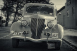 1936 Ford Deluxe V8
