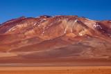 Desert Ladies Valley: Volcanic High Mountains