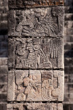 Temple of a Thousand Warriors: Carvings