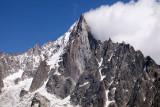 Plan de l'Aguille - Montenvers Trek: Petit Dru