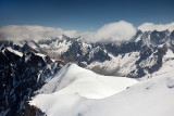 Aguille du Midi: Mont Blanc Massif