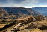 Inca Burial Site