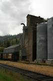 Greer, ID grain elevator.