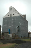 Moscow, ID grain elevator.