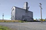 Tetonia, ID old grain elevator.