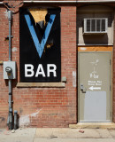 The V bar.