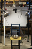 Setup Shot for Cofee