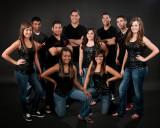 VEHS East Static Hip Hop Team