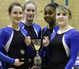 Kingston Trampoline Academy Elite Girls 2011