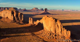A-Open-North Window, Monument Valley
