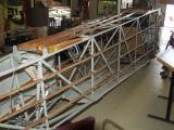 Spirit of St Louis fuselage
