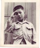 Lou DeWitt House Boy at Kimpo