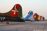 B-17 Line-up