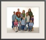11 Grandkids - Family Photo for the Holidays