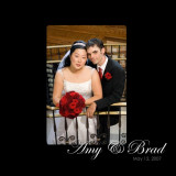 Amy & Brad's Wedding Storybook Proof