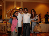 with Chef Friend