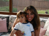 Mom with Lucas