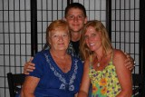 Mom, Coltan and Angie