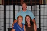 Mom, Tim and Lisa