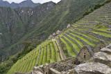 Incredible work  at Machu Picchu