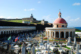 View of the Municipal Cemetery, OSJ