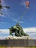 2/11/2012  Iwo Jima Memorial