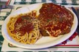 Veal A La Parmigiana
