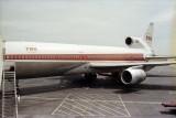 TWA Lockheed L-1011 TriStar