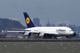 7/15/2012  Lufthansa Airbus A380-841 Brussel D-AIMJ