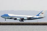 Air Force One Boeing VC-25A (747-2G4B) 82-8000