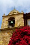 Bell Tower at Mission San Carlos Borromeo del Rio Carmelo _MG_2471.jpg