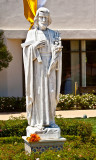 Statue of St Joseph at Thomas Aquinas College in Santa Paula CA _MG_9273.jpg
