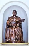 statue of St Thomas Aquinas from St Thomas Aquinas College Santa Paula  _MG_9492.jpg