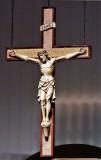 Crucifix from St Francis Xavier Roman Catholic Church LaGrange Il  IMG_7532.jpg