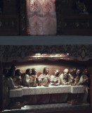 Last Supper scene below Tabernacle in St John Cantius Roman Catholic Church Chicago Il .jpg