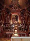 Altar at St John Cantius Roman Catholic Church in Chicago Il .jpg