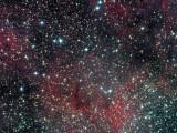 Soap Bubble Nebula (RBG)