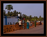PEOPLE AND DAILY LIFE IN GOA AND KARNATAKA IN INDIA