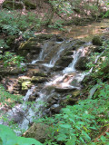 Waterfalls in Bristol, VA.