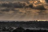 Sunset on Sdot Yam