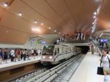Sofia's subway 2 (continuation)