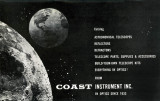 1960 Coast Instrument Catalog
