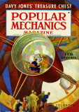 Popular Mechanics - Feb. 1939