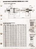 Koni Racing Rear Shock Type Adjustable Dampers Series 8211-1300