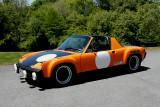Mac Pherson's 1970 Porsche 914-6 GT Tribute Project
