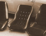 Scheel Racing Bucket Seats