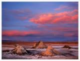 Mud Volcanoes of the Salton Sea