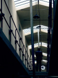 Gaol cells in museum