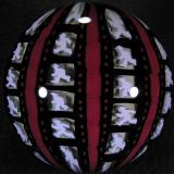 Running Man Film Strip Size: 3.08 Price: SOLD