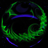 Wormhole Traveler UV Size: 2.94 Price: SOLD